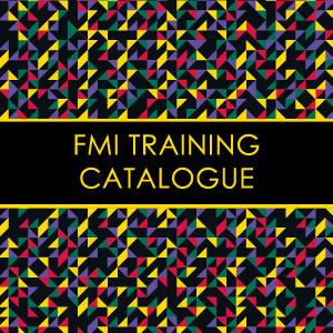 FMI-Training-catalogue