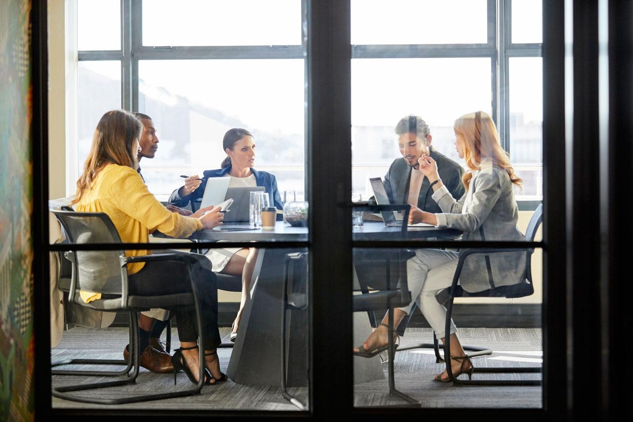 Management focus training program flexible training for senior managers